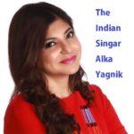 भारत की पार्श्वगायिका अलका यागनिक की जीवनी !!