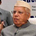 कांग्रेस के प्रुमख नेता नारायण दत्त तिवारी की जीवनी !