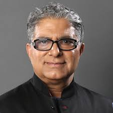 दीपक चोपड़ा ,  Deepak Chopra