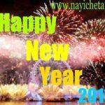 नववर्ष 2019 की हार्दिक शुभकामनाएँ !