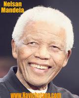 Nelson Mandela Nelson Mandela    नेल्सन मंडेला