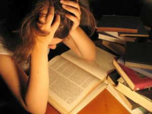 Stress In Hindi पढाई का तनाव
