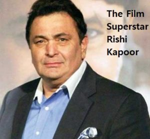 ऋषि कपूर , Rishi Kapoor Biography
