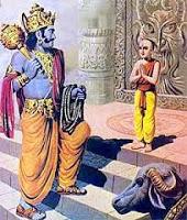 महान पुत्र ऋषि कुमार नचिकेता की कहानी , Nachiketa Story In Hindi