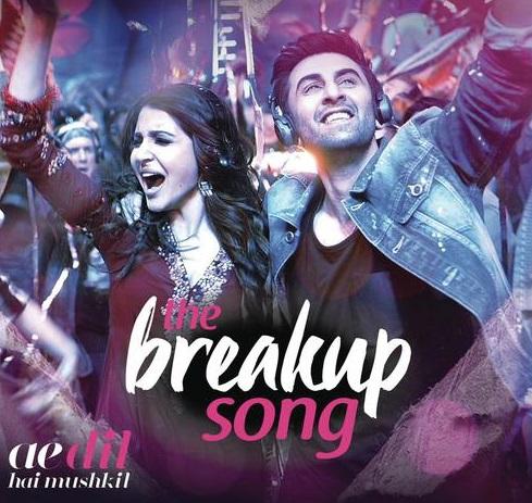 Breakup Song New Lyrics Part 2 In Hindi , Ae Dil Hai Mushkil, ब्रेकअप सोंग, हिंदी लिरिक्स, hindi lyrics
