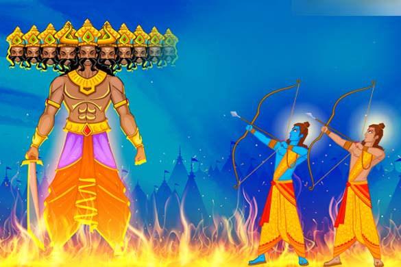 पापों के परित्याग की प्रेरणा देता है दशहरा , Dussehra Festival Essay In Hindi, Dussehra in hindi