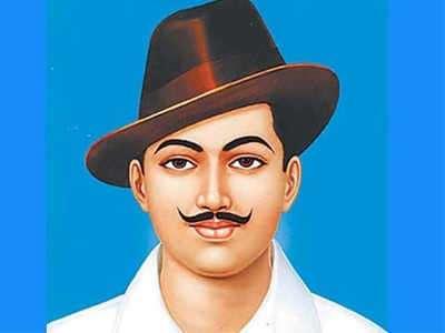 Bhagat Singh, inklap zindabad, भगत सिंह
