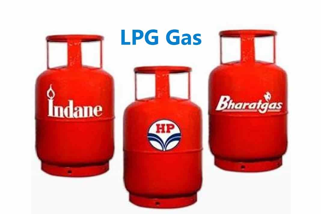 LPG Gas Cylendar