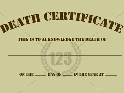 Online Website, How To Change Death Certificate In Hindi ,ऑनलाइन डेथ सर्टिफिकेट एजेंसी से मृत्यु प्रमाण पत्र बदलें , Online Death Certificate Kaise Badle, Nayichetana.com