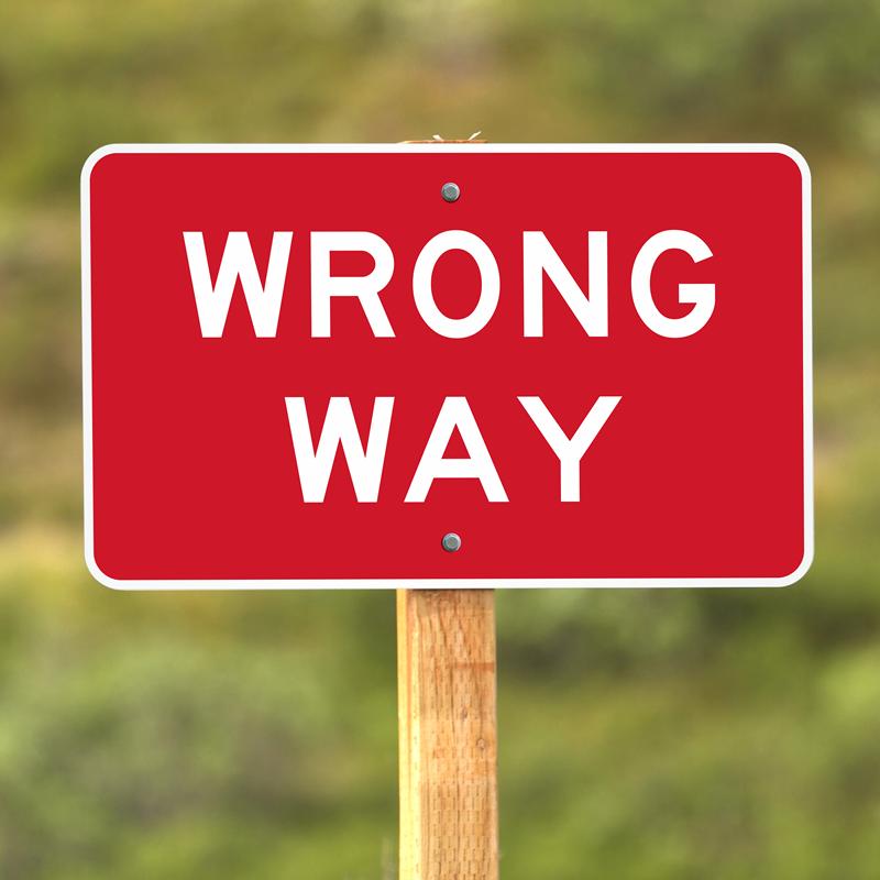 Wrong way, How To Stop Youreself Going Wrong Way In Hindi, Galat Raste par jane se kaise roke, nayichetana.com,khud ko achha kaise banaye, sahi raaste par kaise chale