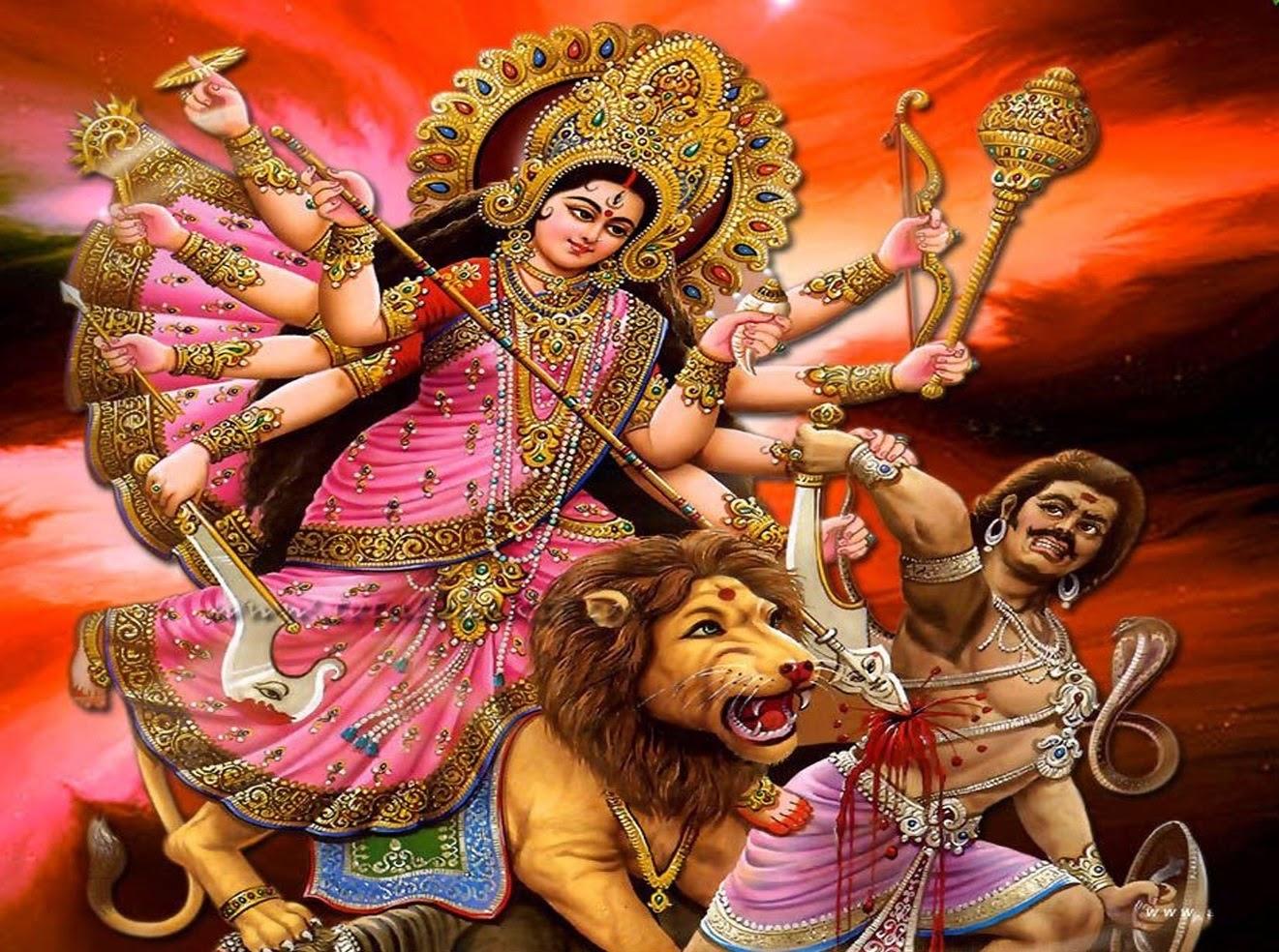 देवी दुर्गा के नौ रूप की सम्पूर्ण कहानी,Devi Durga Stories Navratri History In Hindi,maa Durga ki kahaniya,nayichetana.com,navratri special in hindi,durgama