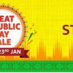 ग्रेट रिपब्लिक डे सेल शुरू, Great Republic Day Sale 2021 In hindi,amazon sale shuru, amazon sale republic day 2021, amazon discount in hindi