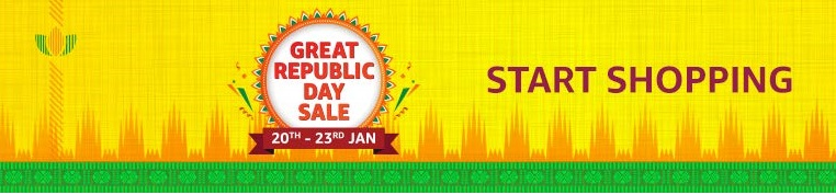 ग्रेट रिपब्लिक डे सेल शुरू, Great Republic Day Sale 2021 In hindi,amazon sale shuru, amazon sale republic day 2021, amazon discount in hindi