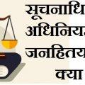 सूचनाधिकार अधिनियम एवं जनहितयाचिका क्या है, What Is RTI Or PIL Full Explanation In Hindi,rti kya hai,janhit yachika kya hai,suchna ka adhikar